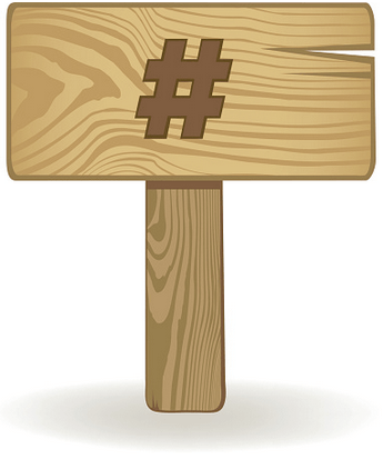 Structure of the posts' content