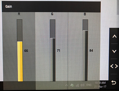 monitor color calibration tool