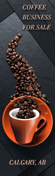 Coffee Business For Sale in Calgary, Alberta