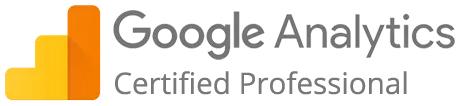 Calgary SEO Expert - Google Analytics certified professional
